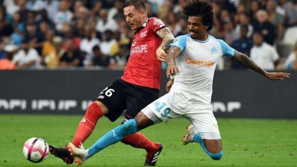 Marseille: qu'arrive-t-il à Luiz Gustavo?