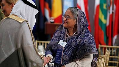 Exclusive - Myanmar's delaying tactics blocking Rohingya return: Bangladesh PM