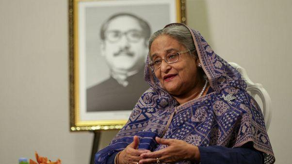 حصري-رئيسة وزراء بنجلادش: ميانمار تماطل في إجراءات عودة الروهينجا