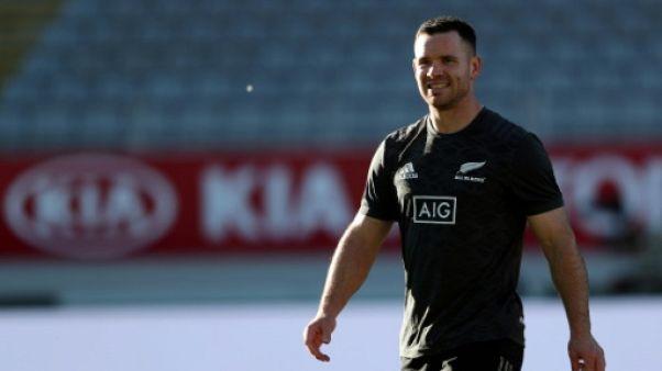 """All Blacks: Crotty veut """"faire taire"""" le public argentin par le jeu"""
