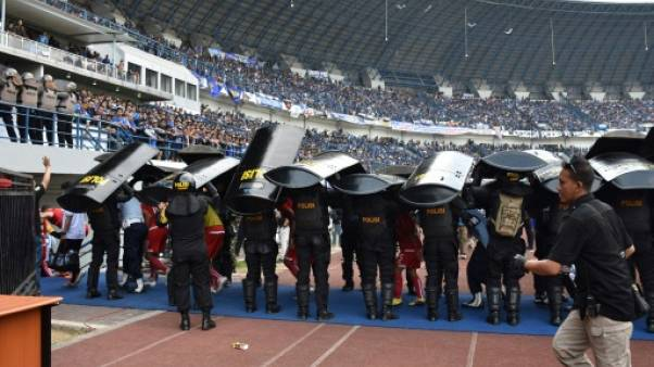 Le championnat indonésien suspendu après l'agression mortelle d'un supporter