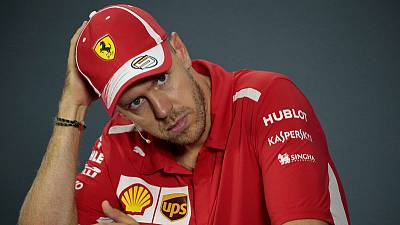 Vettel has nothing to fear but plenty to do