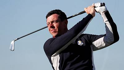 Ryder Cup convert McIlroy ready for event he once dismissed