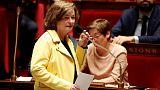 وزيرة فرنسية تشبه وزير داخلية إيطاليا ببيلاطس البنطي بسبب المهاجرين