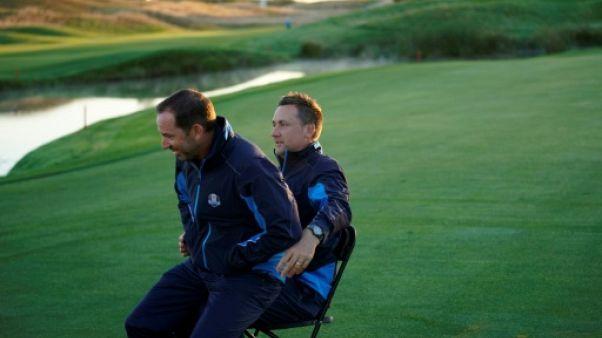 Ryder Cup: Garcia, Poulter, Stenson, des briscards chancelants