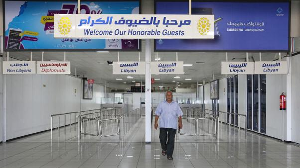 Tripoli airport reopens after closure due to clashes