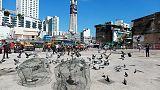 Jail birds - Thailand considers prison for feeding pigeons