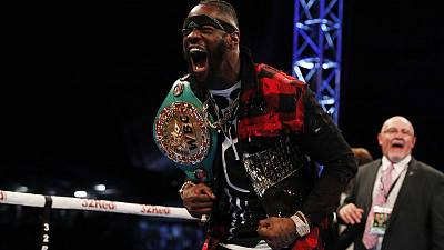 Wilder camp wants 'new offer' for Joshua heavyweight bout