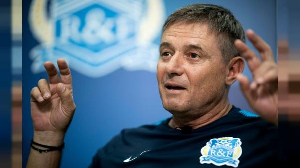 Stojkovic, ex-star de l'OM, revit comme coach en Chine