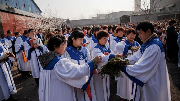Pope asks China to show 'trust, courage and farsightedness' in new relationship
