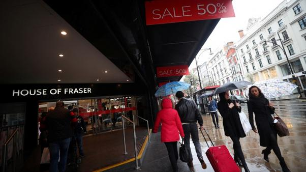UK retailers see only slight slowdown after strong summer - CBI