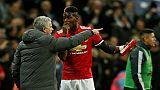 Manchester United: Mourinho et Pogba, têtes à clash