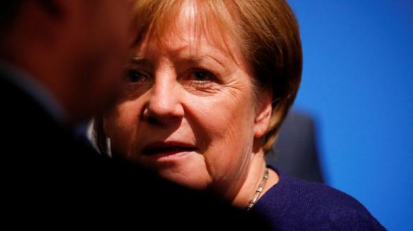 Merkel won't hold vote of confidence after ally loses senior party job