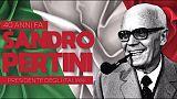 In carcere di Turi busto Sandro Pertini