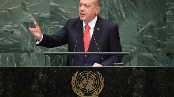 Euro-2024: l'ombre d'Erdogan plane sur la candidature turque