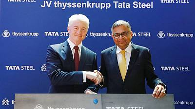 EU regulators to rule on Thyssenkrupp, Tata Steel venture by Oct. 30