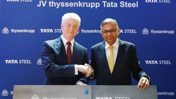 EU regulators to rule on Thyssenkrupp, Tata Steel venture by Oct. 30