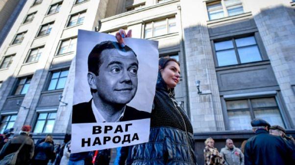 Russie : l'impopulaire réforme des retraites votée au Parlement