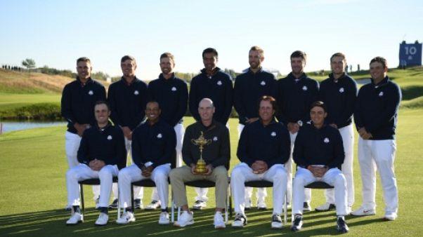 Ryder Cup: une armada américaine à faire peur ?