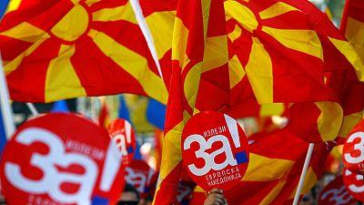Eyeing EU, NATO, Macedonians set for referendum on changing state's name