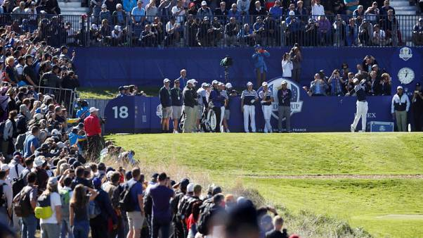 Ryder Cup battle lines drawn from tee to green to team room