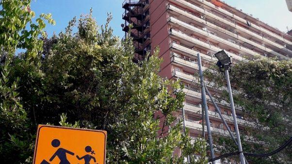 Mussolini visita Hotel House