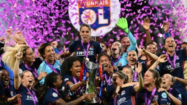 Ligue des champions dames: Lyon et Paris doivent terminer le travail