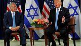 ترامب يقول إنه يريد حل الدولتين للصراع الفلسطيني الإسرائيلي