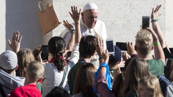 Papa: in Cina nuova fase, sanare ferite
