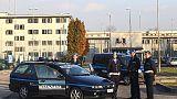 Agenti contusi in carcere Busto Arsizio