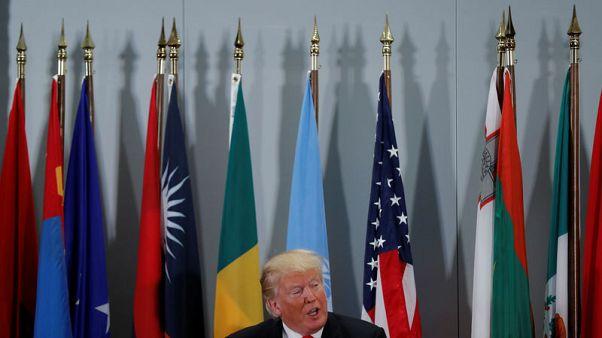 ترامب يقول إنه سيعلن قريبا تفاصيل اجتماعه المقبل بزعيم كوريا الشمالية