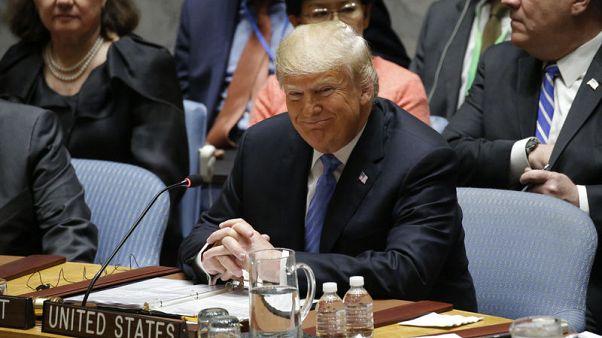 ترامب يقول إنه مستعد للاجتماع برئيس فنزويلا