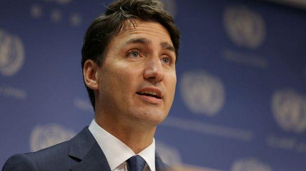Canada PM shrugs off U.S. NAFTA pressure, says new deal not guaranteed