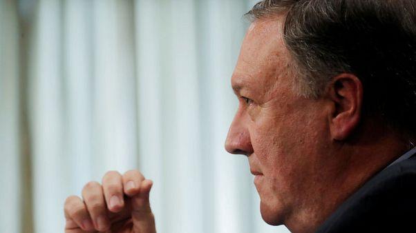 U.S.'s Pompeo to visit North Korea next month - U.S. statement
