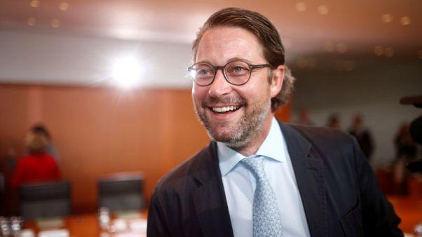 German taxpayers will not finance diesel retrofits - minister