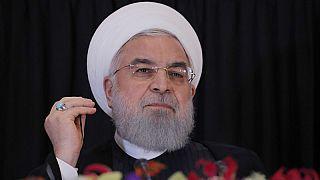 روحاني: إيران لا ترغب في خوض حرب ضد القوات الأمريكية بالمنطقة