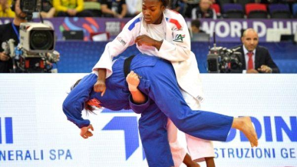 Judo: orphelins de Riner, les Bleus en recul aux Mondiaux