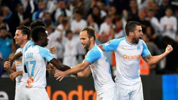 Ligue 1: l'OM retrouve son mental et le goût de la gagne