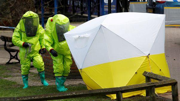 'True identity' of Salisbury suspect revealed, UK defence minister says