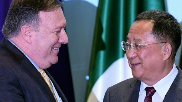 Les Etats-Unis renouent le dialogue direct avec la Corée du Nord
