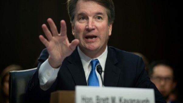 Etats-Unis: le juge Kavanaugh fragilisé par de nouvelles accusations
