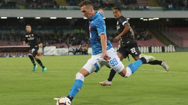 Serie A: Juve e Napoli a braccetto