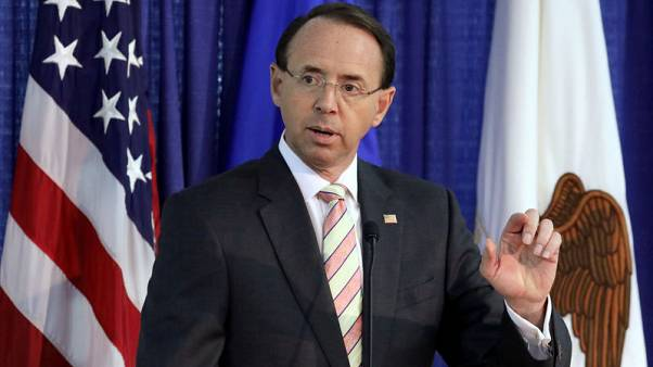 Only 1 in 5 adults want Rosenstein to leave - Poll