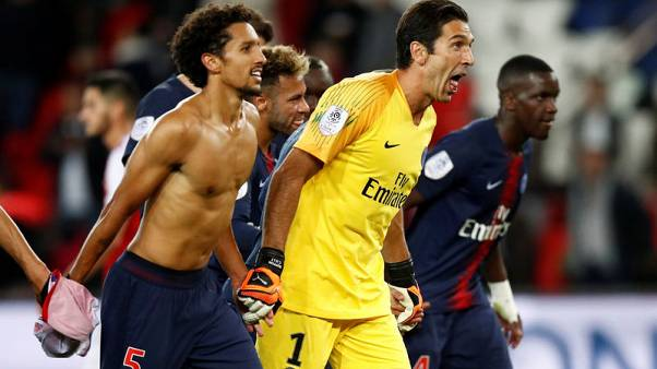 PSG march on with 4-1 victory over Reims