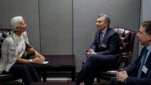 Le prêt du FMI à l'Argentine passe de 50 à 57 milliards de dollars