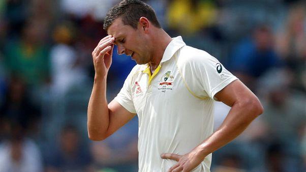 Hazlewood, Marsh named Australia's joint test vice-captains