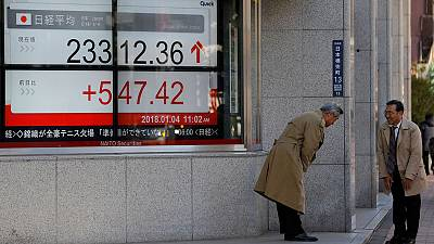 Global equities run out of steam, bond yields fall after Fed