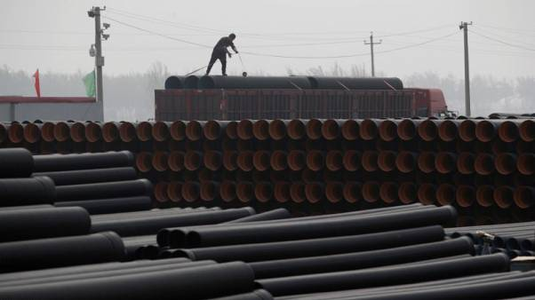 China's August industrial profit growth slips to five-month low