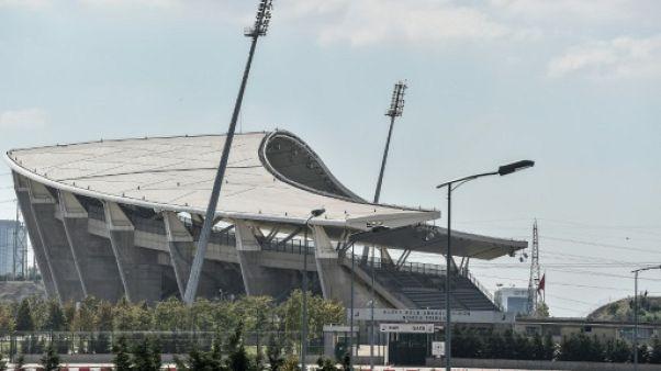 Le stade olympique Atatürk à Istanbul, le 21 septembre 2018