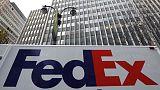 U.S. court dismisses NY lawsuit against FedEx over cigarettes
